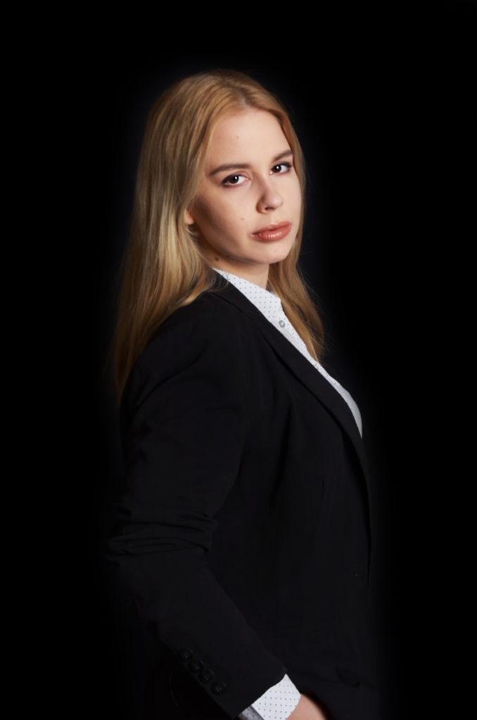 zdjęcie biznesowe, kobieta, wizerunek Kraków