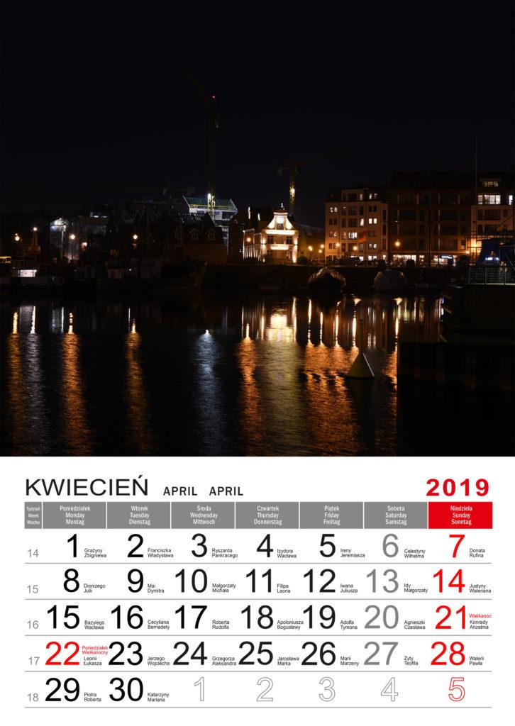 kalendarze kraków fotokalendrze