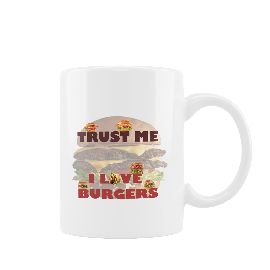 burger lover cup