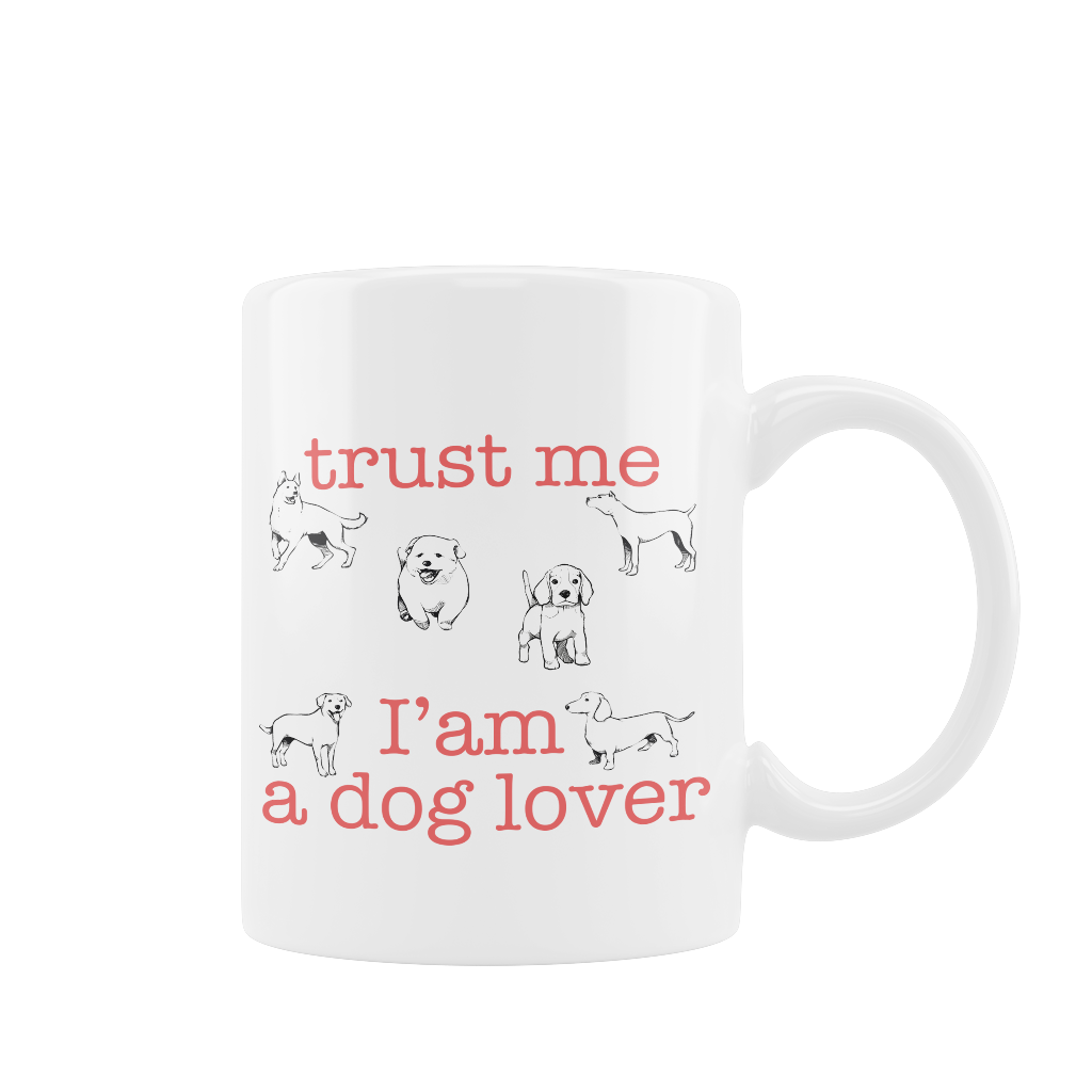 dog lover cup
